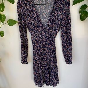 Flora Nordstrom wrap dress